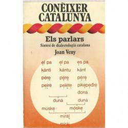 CONÈIXER CATALUNYA. ELS PARLARS Síntesi de Dialectologia Catalana