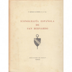 ICONOGRAFÍA ESPAÑOLA DE SAN BERNARDO