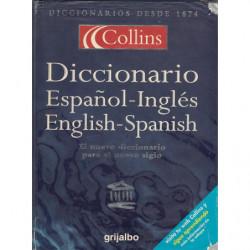 COLLINS DICTIONARY ESPAÑOL-INGLES / ENGLISH-SPANISH