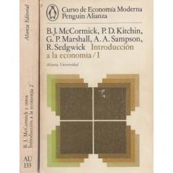 INTRODUCCION A LA ECONOMIA 2 Tomos OBRA COMPLETA