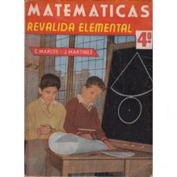 MATEMATICAS DEL EXAMEN DE GRADO ELEMENTAL
