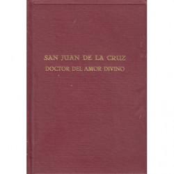 SAN JUAN DE LA CRUZ DOCTOR DEL  AMOR DIVINO