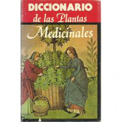 DICCIONARIO DE LAS PLANTAS MEDICINALES