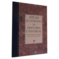 ATLAS ILUSTRADO DE HISTORIA UNVERSAL