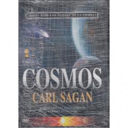 COSMOS Remasterizada Digitalmente Versión Extendida 12 + 1 DVD COMPLETA