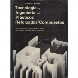 Manual SPI de TECNOLOGÍA E INGENIERÍA DE PLÁSTICOS REFORZADOS/COMPUESTOS