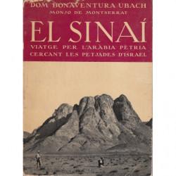 EL SINAI Viatge per l'Aràbia Pètria Cercant les Petjades d'Istael