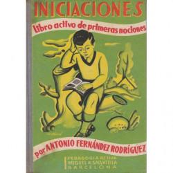 INICIACIONES Libro Activo de Primeras Nociones