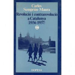 REVOLUCIÓ I CONTRAREVOLUCIÓ A CATALUNYA (1936-1937)