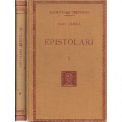 EPISTOLARI I i II 2 Tomos OBRA COMPLETA