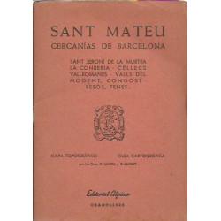 SANT MATEU (Cercanías de Barcelona)