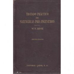 TRATADO PRÁCTICO DE MATEMÁTICAS PARA INGENIEROS Segunda Parte