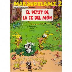 MARSUPILAMI Nº 2, El Petit de la FI del Món