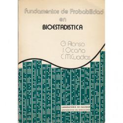 FUNDAMENTOS DE PROBABILIDAD EN BIOESTADISTICA