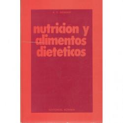 NUTRICIÓN Y ALIMENTOS DIETÉTICOS