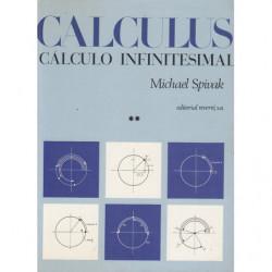 CALCULUS. Tomo II CÁLCULO INFINITESIMAL