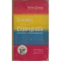 ELEMENTOS DE COSMOGRAFÍA