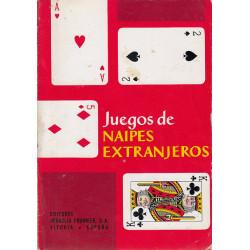 JUEGOS DE NAÍPES EXTRANJEROS
