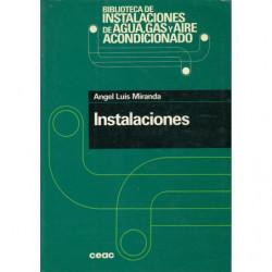 INSTALACIONES -Biblioteca de Instalaciones de Agua, Gas y Aire Acondicionado CEAC-