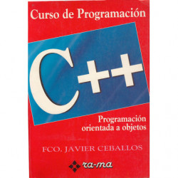 CURSO DE PROGRAMACIÓN C++, Programación Orientada a Objetos
