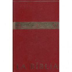 LA BÍBLIA Biblia Catalana Traducció Interconfessional